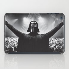 Darth Vader rocks the party iPad Case