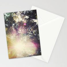 Sun/Sunflare Stationery Cards