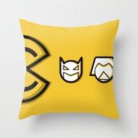 Copyrighteous Throw Pillow