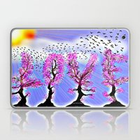 AS LOVE BLOSSOMS - 051 Laptop & iPad Skin