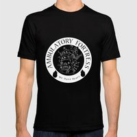Howl's Moving Castle 2 Mens Fitted Tee Black SMALL