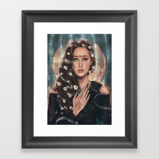 May We Meet Again Framed Art Print