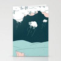 Where Do Good Sheep Go..… Stationery Cards