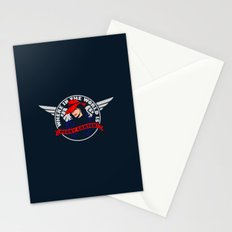 Where in the World is Peggy Carter? Stationery Cards