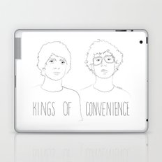 Kings of Convenience Laptop & iPad Skin