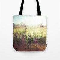 Cornfields Tote Bag