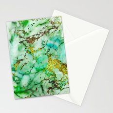 Marble Effect #3 Stationery Cards