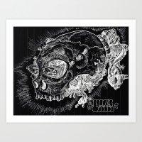 Magnanimus:DEFTY Art Print