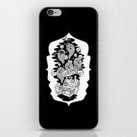 FORTUNA iPhone & iPod Skin