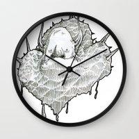 monsterT Wall Clock