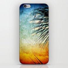 Sunrise Paradise iPhone & iPod Skin