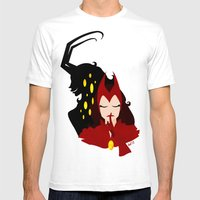 Mischief From Shadows (L… Mens Fitted Tee White SMALL
