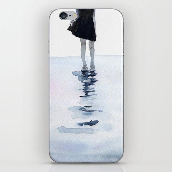 all around the sea iPhone & iPod Skin