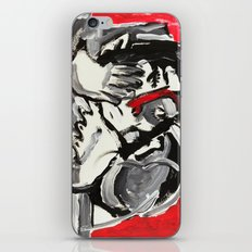 Spare Time Melancholy iPhone & iPod Skin