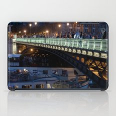 Paris by Night III iPad Case