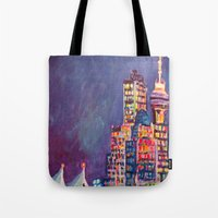 From Vancouver Harbour Tote Bag