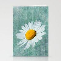 Daisy Head Stationery Cards