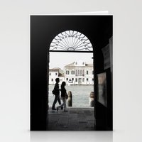 Murano Island - Venice Stationery Cards