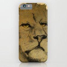 LION EYES Slim Case iPhone 6s