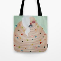 Ms. Candy Tote Bag