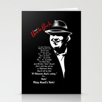 Im your Uncle Buck Stationery Cards