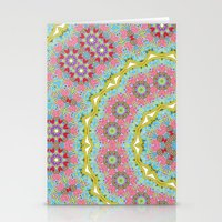 All You Need is LOVE Mandala Stationery Cards