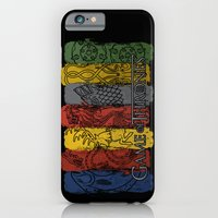 iPhone & iPod Case featuring The House's by Grady