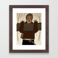 Goss Framed Art Print