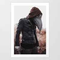 Alternate Plague Art Print