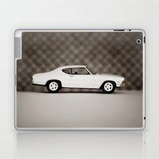 White Chevelle Laptop & iPad Skin