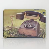Don't Forget Me (1) iPad Case