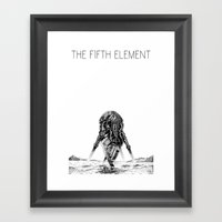 Movies We Like - The Fif… Framed Art Print