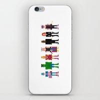 The Pixel A Vengers iPhone & iPod Skin