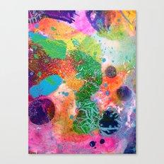Blanket Detail III Canvas Print