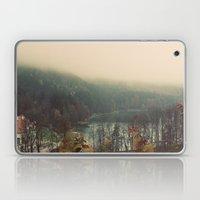 Overlooking The Lake Col… Laptop & iPad Skin