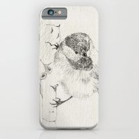 iPhone & iPod Case featuring Robin by Sasa