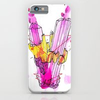 iPhone & iPod Case featuring Sublimation by Mikah Washed