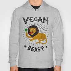 Vegan beast Hoody