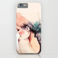 iPhone & iPod Case featuring Muse by Sarah Bochaton