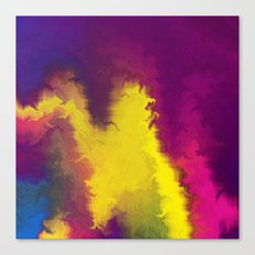 Magical Movement Canvas Print