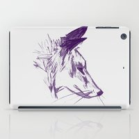 Mr Fox II iPad Case