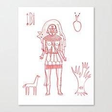 Wizardry Canvas Print