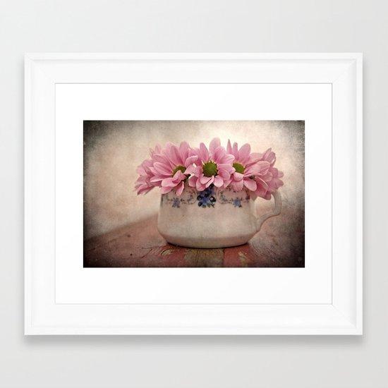 nespresso  Framed Art Print