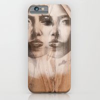 iPhone & iPod Case featuring Adelma by Susanah Grace