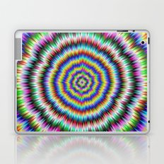 eye boggling psychedelic Laptop & iPad Skin