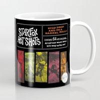 Stop, Drop And Do A Barrell Roll!!! Mug