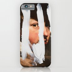 Untitled (Finger Paint 2… iPhone 6 Slim Case