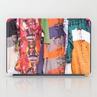 India New Delhi Paharganj 5578 iPad Case