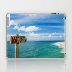 Nazaré, Portugal. Laptop & iPad Skin