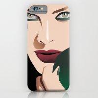 GIRL MAKE UP iPhone 6 Slim Case